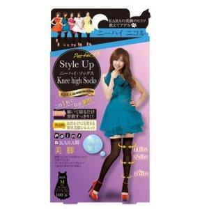 画像: Style Up ニーハイ・ソックス