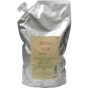 画像1: ナンバースリー ILGA(イルガ) 薬用シャンプー 800ml(詰替え用リフィル)【医薬部外品】