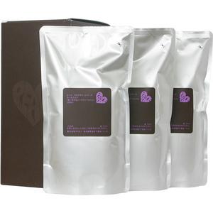 画像1: アリミノ ピース カールミルク(チョコレート) 200ml×3個入 (詰替え用リフィル)
