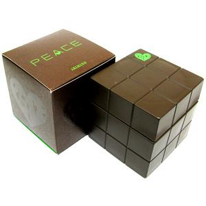 画像1: アリミノ ピース ハードワックス(チョコレート) 80g